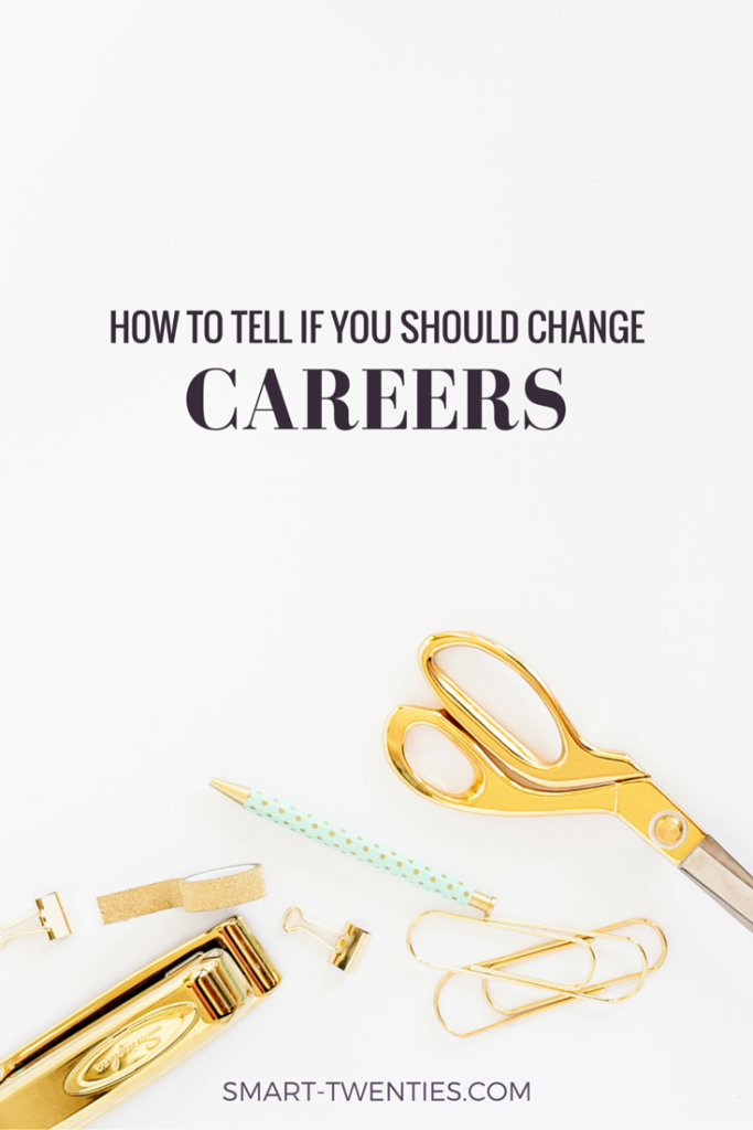 Have you realised you're not in the career you want to be, but you feel like you don't want to waste your experience in the career you're already in? This post is for you.