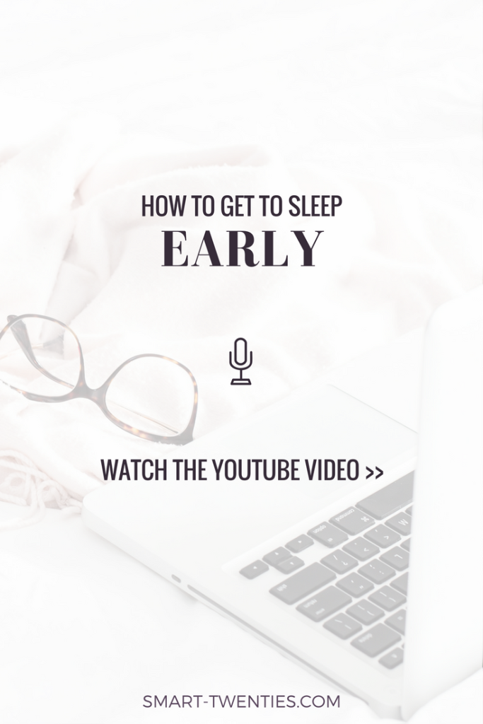 Want to wake up early but can't get to bed on time? Watch this video to find out how to go to bed early and the 6 steps to becoming a morning person