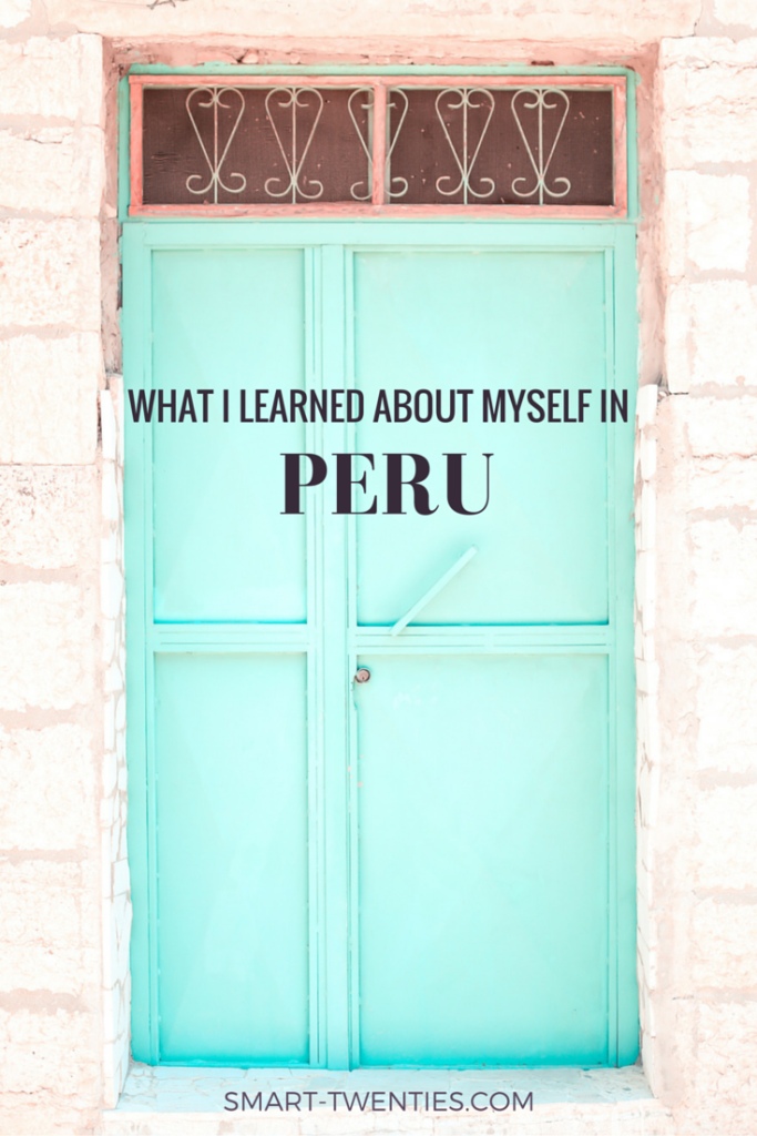 Travelling to Peru for the National Breast Cancer Foundation was an AMAZING experience. Find out why you should do something similar in your twenties.