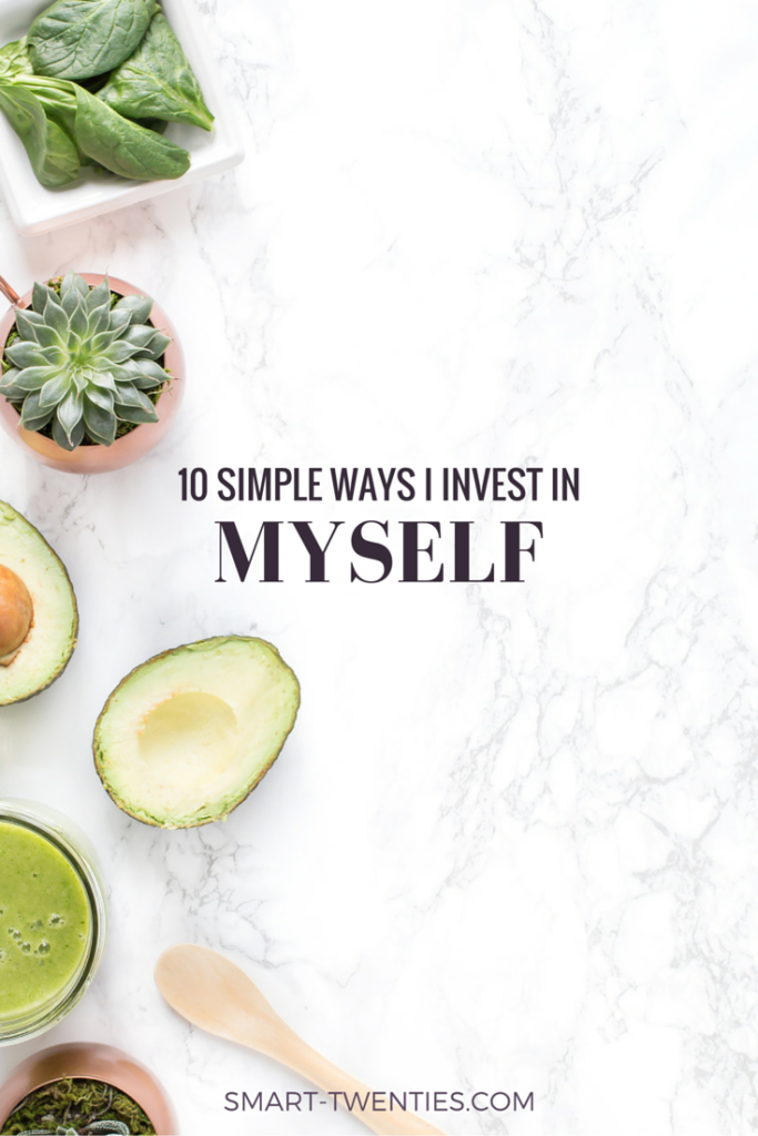 Want to make the most of your twenties? Find out 10 ways you can invest in yourself and 10 personal development tools you can use to do it