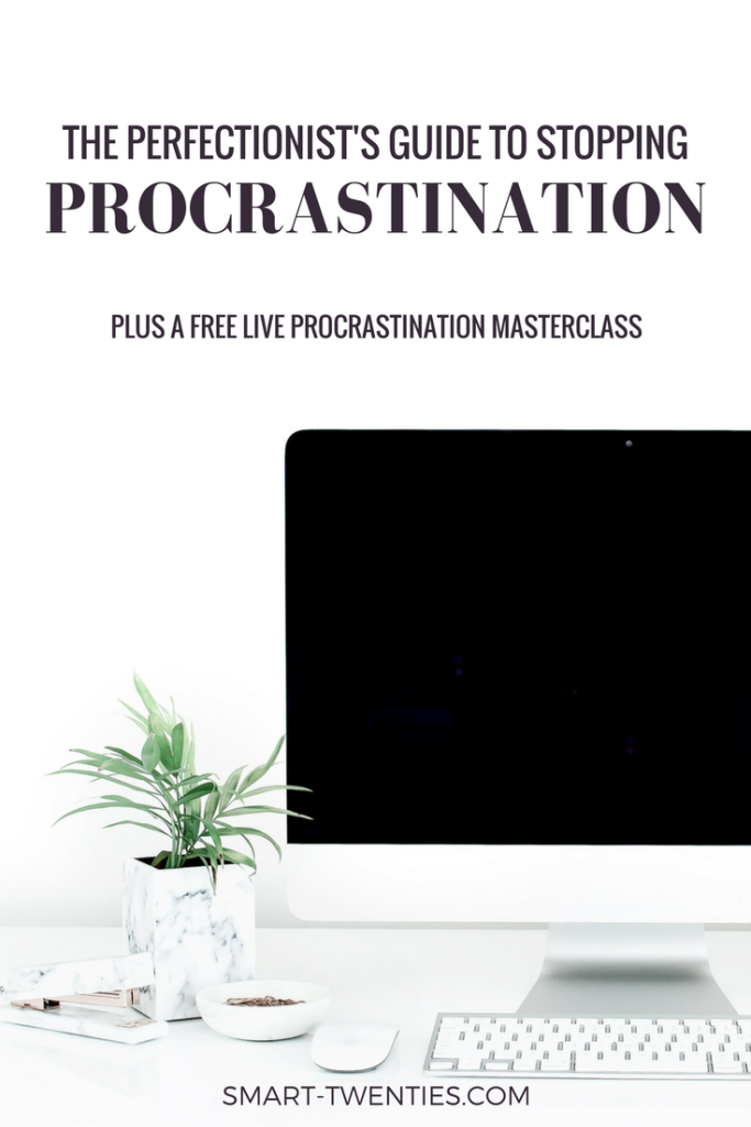Tips and advice for perfectionists on how to stop procrastinating. Find out exactly how I finally stopped procrastinating and learn why conventional procrastination advice will never work. A must-read for college students and millennials!