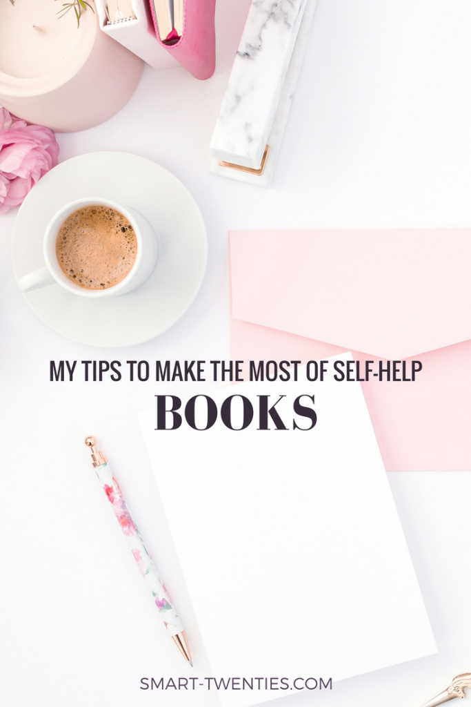 Advice for all millennials and twenty somethings on how to apply what you learn from self-help and personal development books. Find out my top 10 tips to help you make the most of your twenties and download my free guide to the 10 best apps, podcasts and books for millennials!
