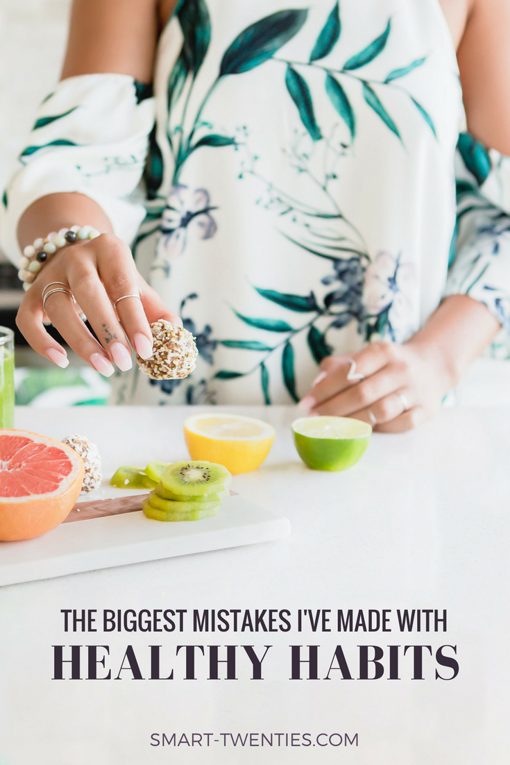 Having trouble sticking to a healthy habit like waking up early, working out, healthy eating or staying organised? It might be because you're making one of these mistakes! A must-read for millennials and college students!