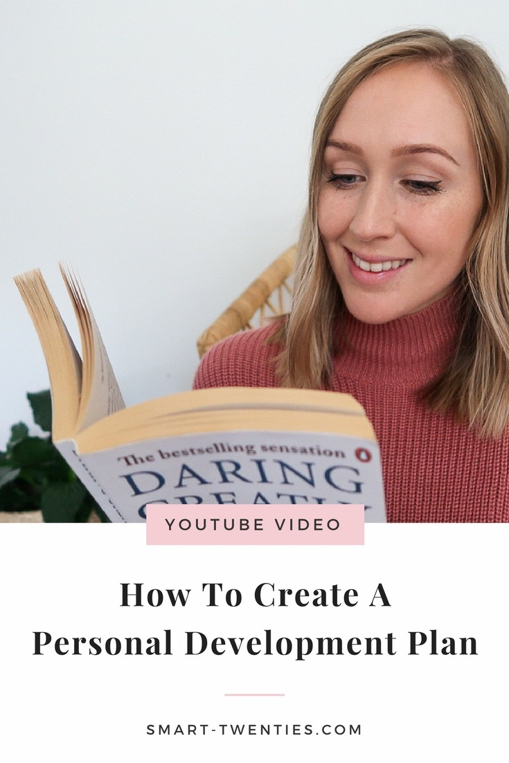Want to create your own personal development plan? Here's a YouTube video by youtuber Sam Brown that will show you how.