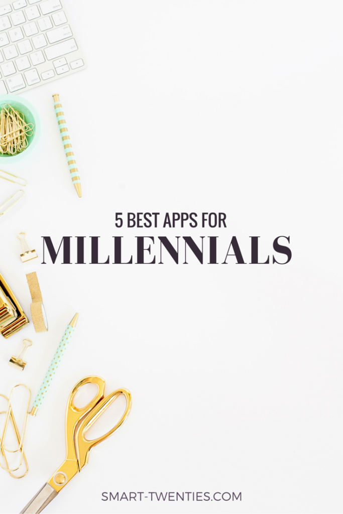 Here are the 5 apps you need to be using.