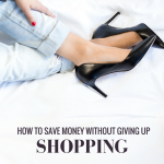 How To Save Money Without Giving Up Shopping