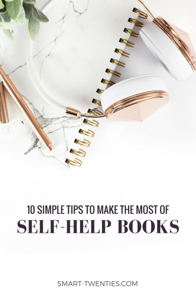10 Simple Tips To Make The Most Of Self-Help Books