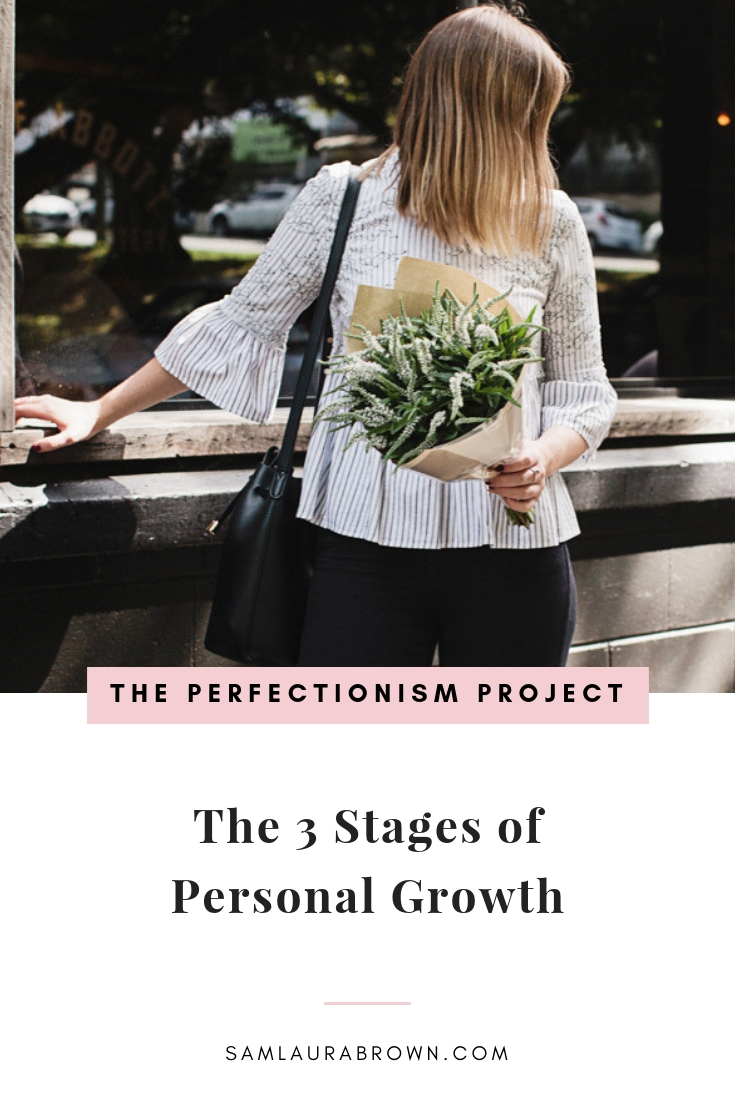 It's easy to get the false impression that personal growth means your life should be improving every single day. So in this episode, I'm sharing the 3 stages of personal growth and how to navigate them.