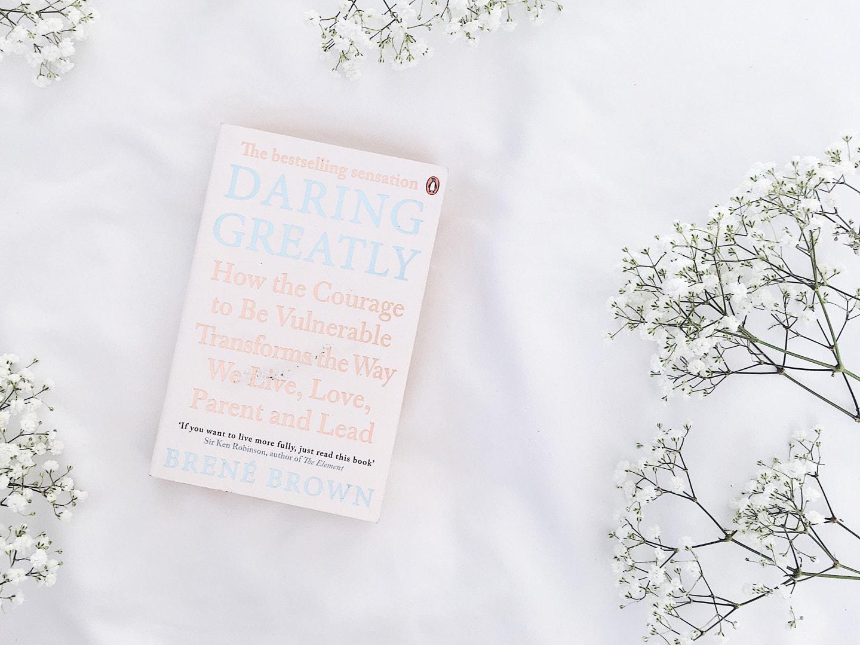 Ep 59: Daring Greatly by Brené Brown: Lessons + Takeaways