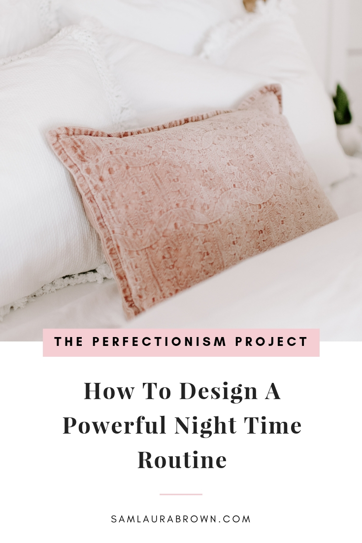 Do you want to be more productive and organised? Creating a night time routine is an AMAZING place to start! In this episode, I share 5 essentials of a night time routine and my best advice for designing your own. I hope you find it helpful!