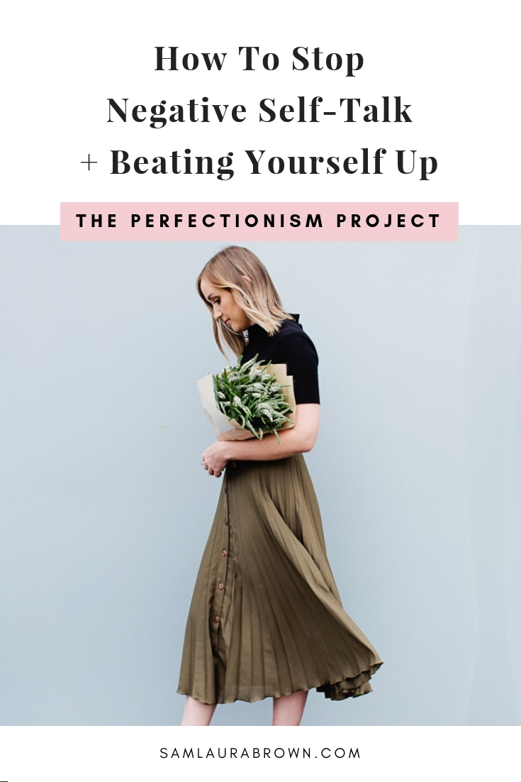 We all *know* we should be kind to ourselves, but how do we actually get ourselves there? And will self-compassion make us lazy and complacent? I'm answering those questions and more in this podcast episode. I hope you enjoy it!