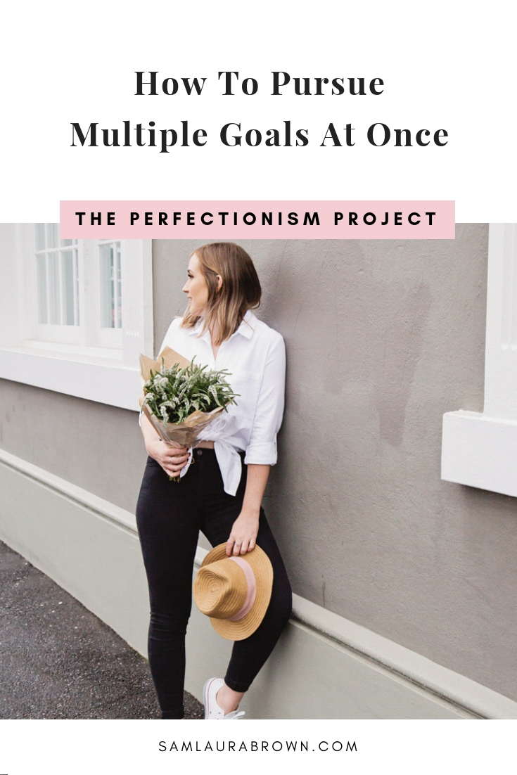 I'm constantly asked how to juggle multiple goals so in this episode I'm sharing my experience and advice! If you have a tendency to want to be doing EVERYTHING, all at once - this is the perfect episode for you.