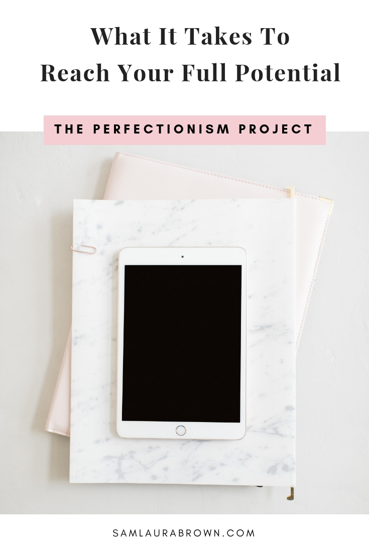 If you're a perfectionist, there's a pretty high chance that reaching your full potential is one of your biggest goals. In this episode, I'm talking about what it *really* takes to get there and the practical things you can do to make it possible.
