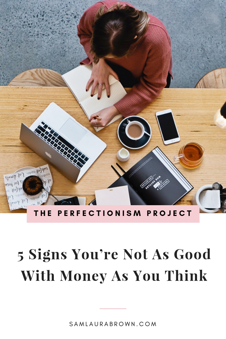 In this ep, I share 5 signs that your money mindset needs work (and what to do about it). I hope you find it helpful!