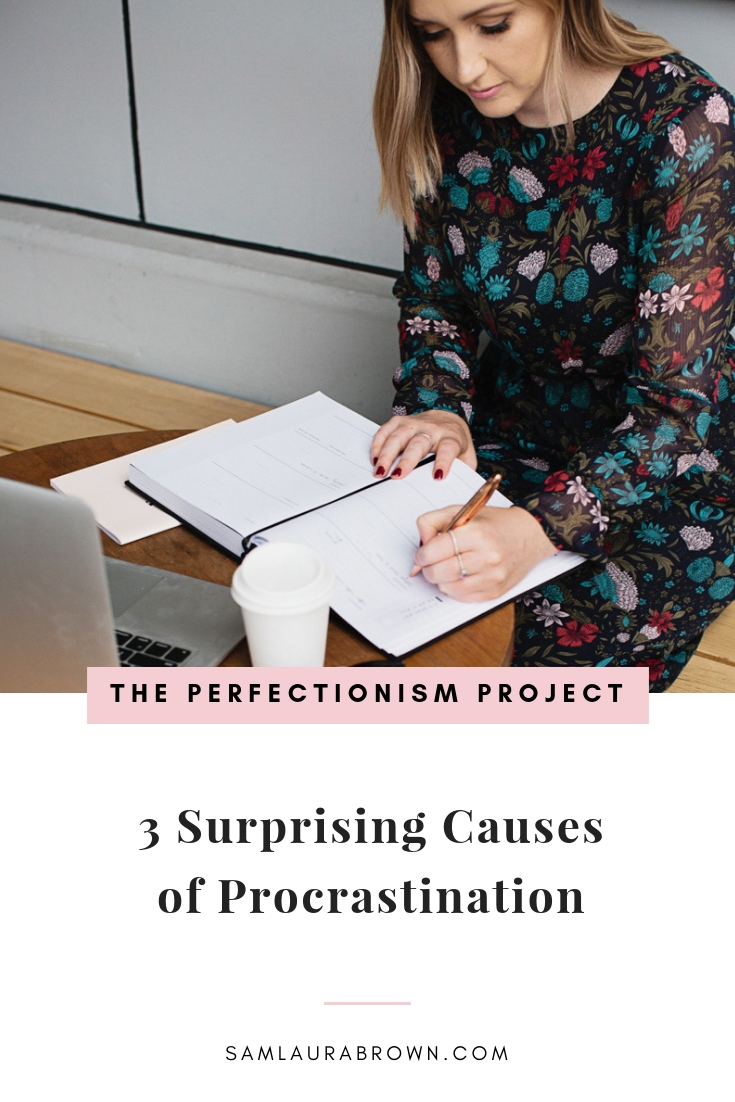 You know procrastination is holding you back - so why do you keep doing it? The answers might surprise you! In this episode, I'm sharing 3 surprising causes of procrastination and what to do next.