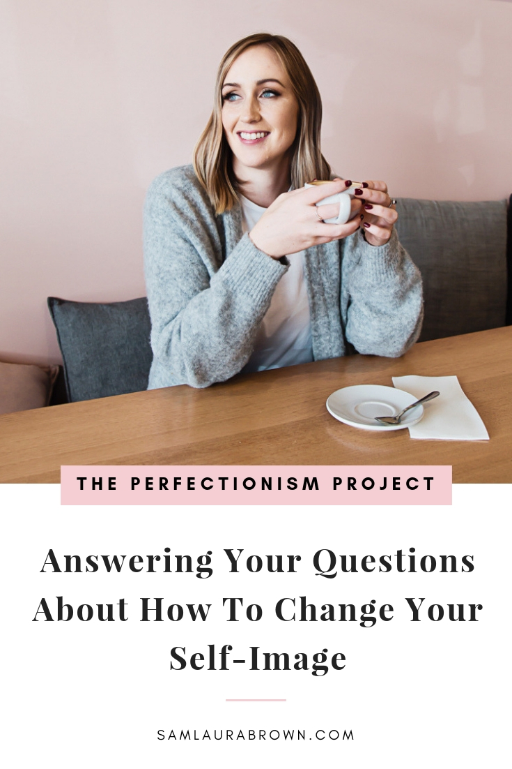 In this episode, I'm answering your questions about how to change your self-image so you can really put it to work.