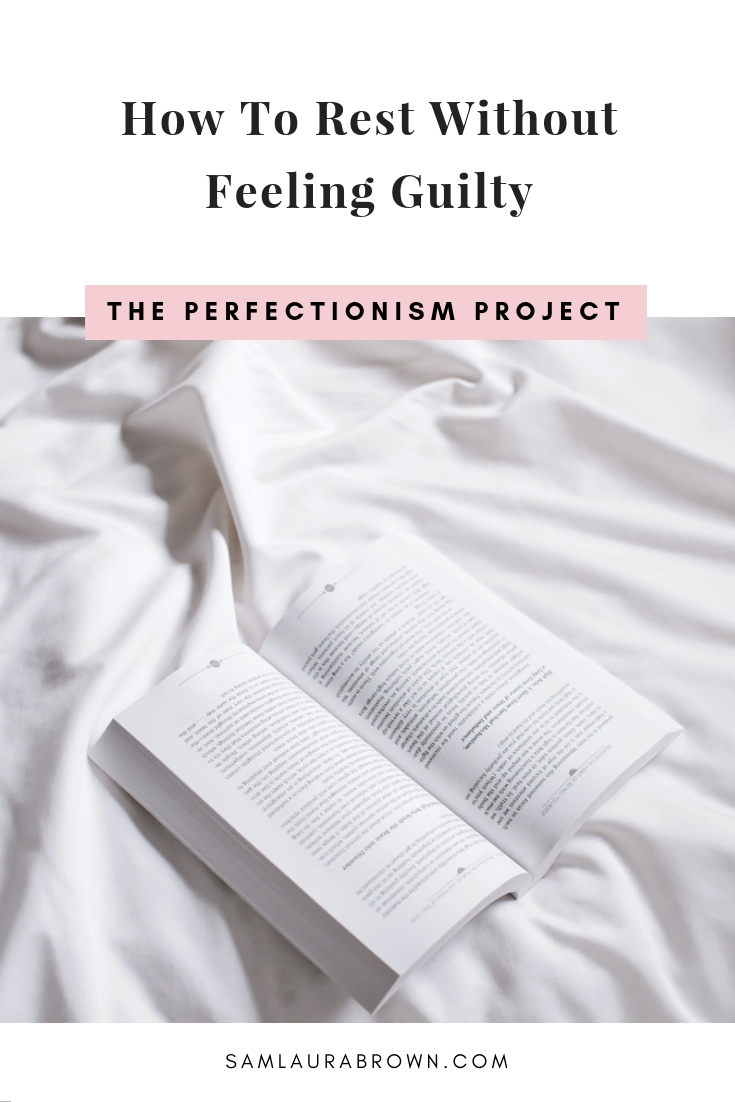 If you can't rest without feeling guilty but you also procrastinate like a BOSS, this is for you! I'm sharing why perfectionists hate rest, how to skyrocket your productivity levels and my own journey with guilt-free downtime. I hope you find it helpful!
