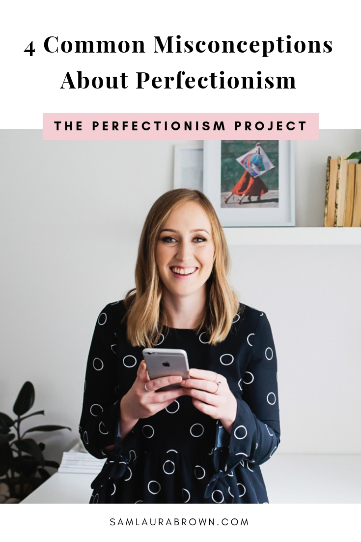 Are you scared that letting go of your perfectionist tendencies will make you less successful? If so, this episode is for you! I'm sharing some of the biggest misconceptions about perfectionism and why they're wrong.