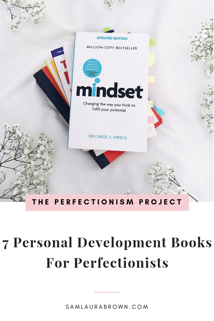 Looking for a good book to help you on your personal development journey? Look no further! In this episode, I'm sharing 7 timeless personal development books for perfectionists that I recommend picking up.