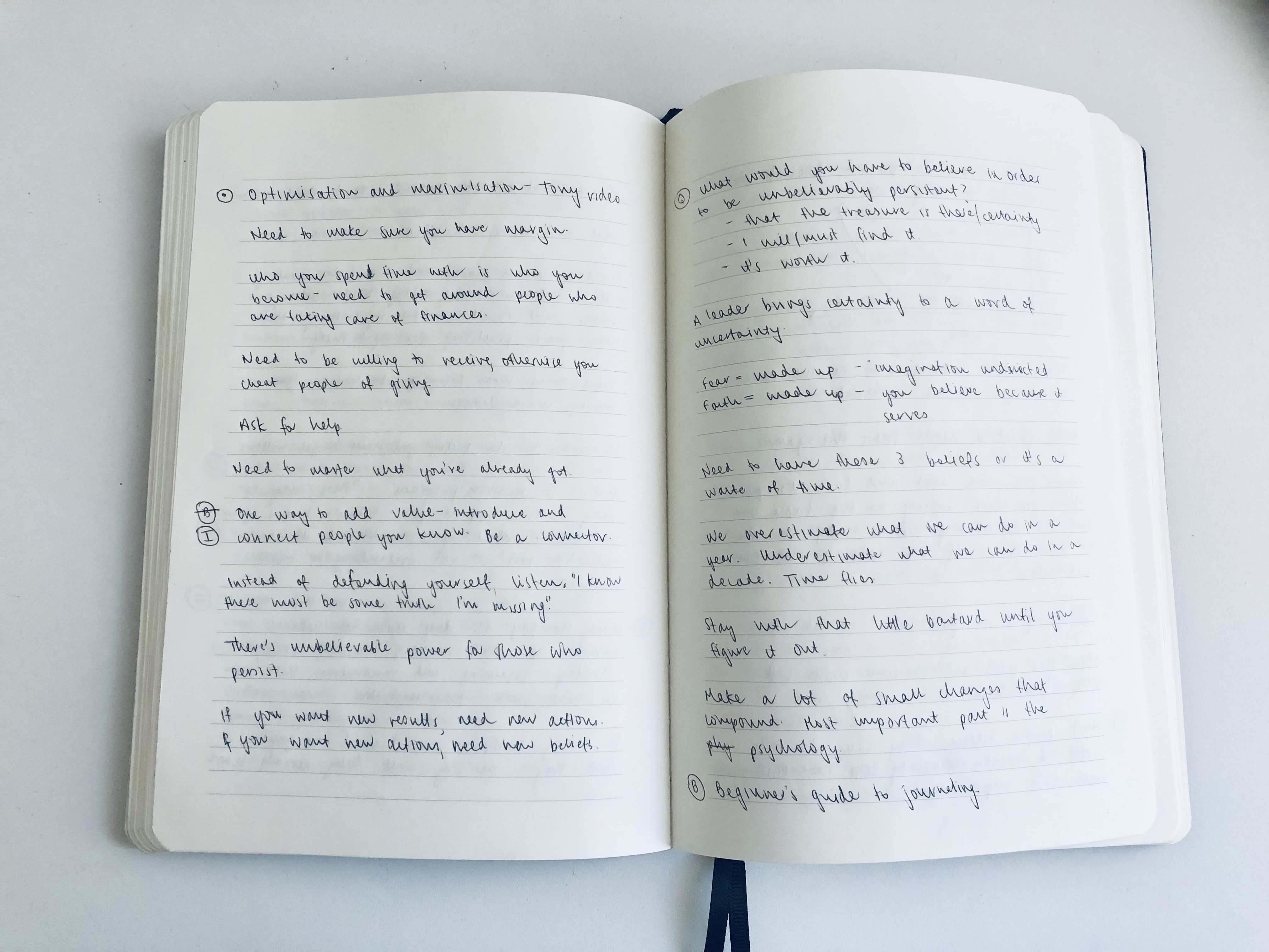 Episode 133: 5 Practical Tips To Help You Take Better Notes