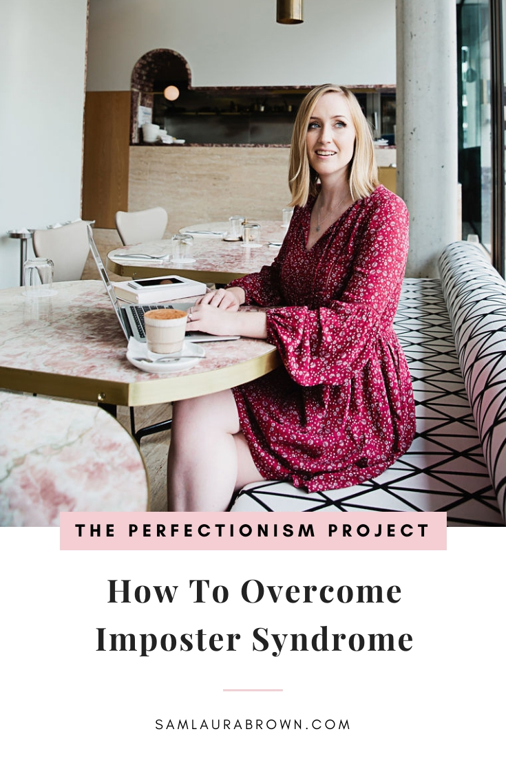 In this episode, I'm sharing what I personally do when I experience imposter syndrome and how you can overcome it. I hope it helps!