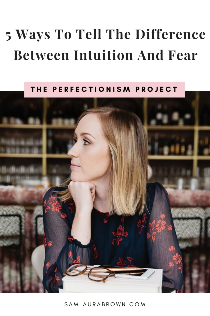 Sometimes it can be hard to tell the difference between intuition and fear - especially when it comes to making big decisions! In this episode, I'm sharing 5 ways to distinguish the two and sharing some personal experiences of my own