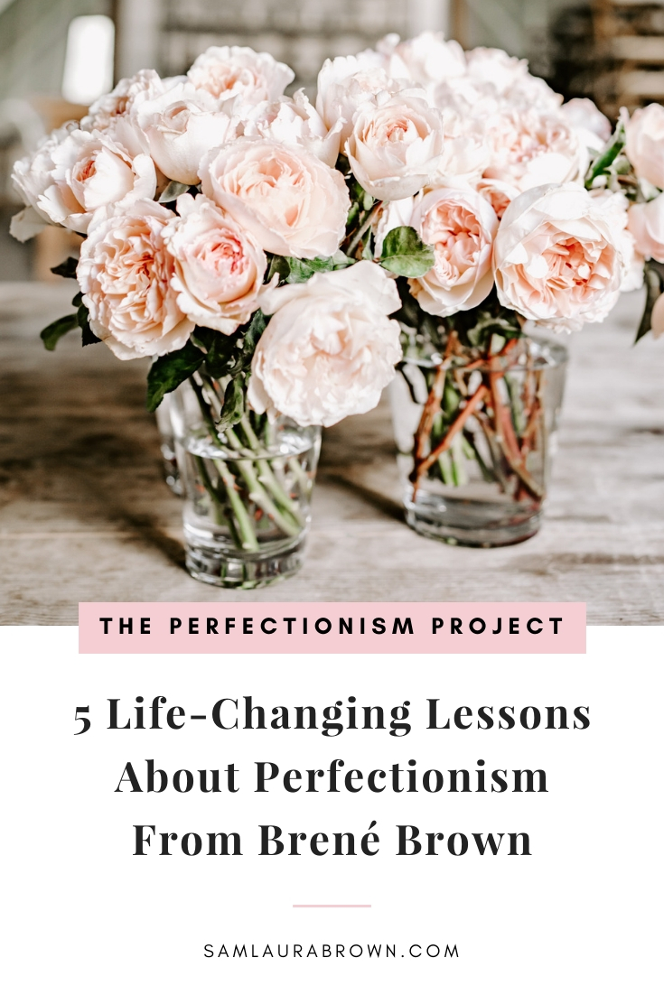 In this episode, I'm sharing 5 lessons that will help you beat procrastination, overcome perfectionism and become your best self.