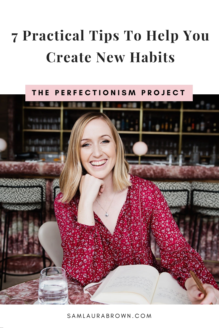 In this episode, I'm sharing practical advice to help you create habits that last. If you can't stay motivated with new habits for more than a few days or weeks, this episode is just what you need.