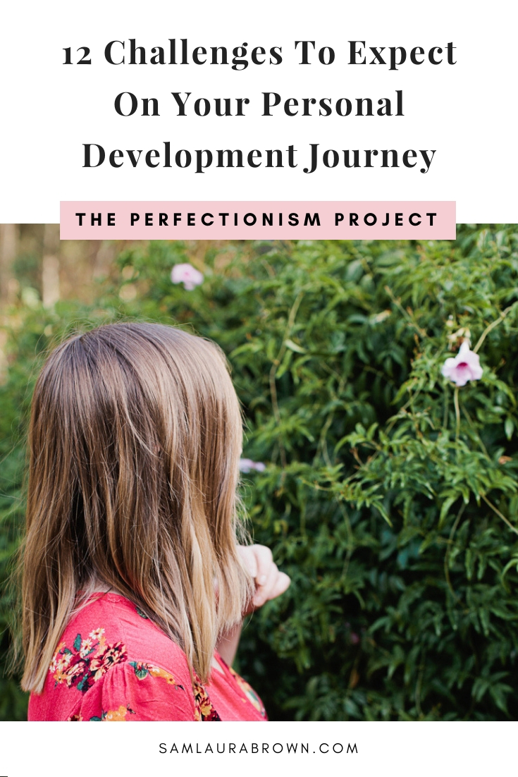 If you're doing personal development right, it won't be easy! Press play to discover 12 challenges you can expect on your personal development journey and how to overcome them.