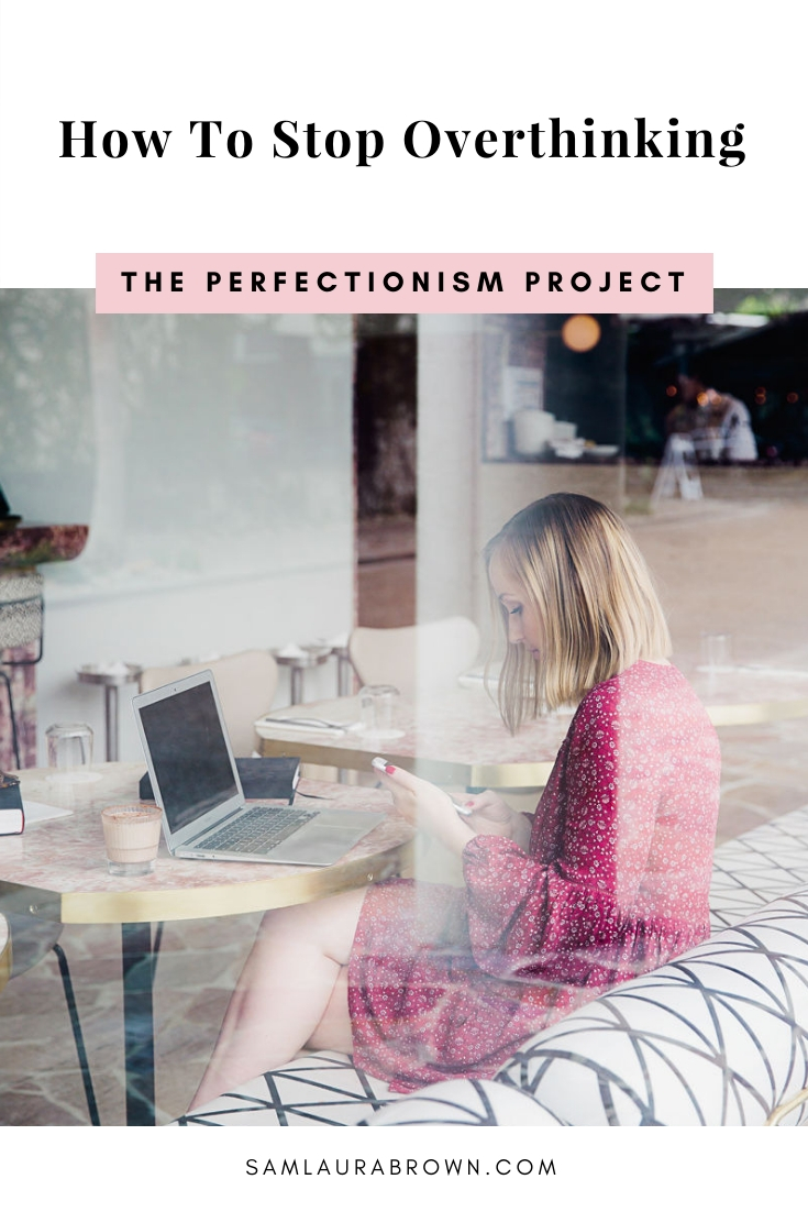 Perfectionists are overthinkers. The past, the present, the future - nothing is off limits when it comes to overthinking! So in this episode, I'm sharing the real reasons we overthink (even though it costs us so much) and how to stop doing it.