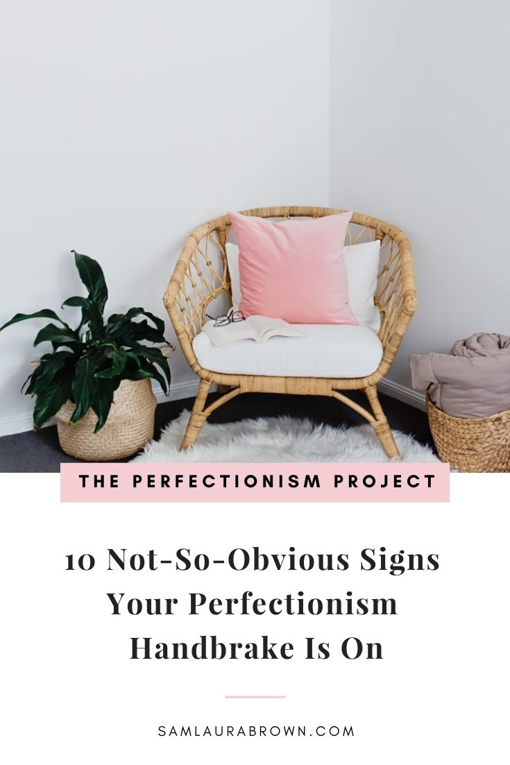 If you're struggling to get shit done in your coaching business and burning out fast - today's episode is for you. Tune in to see if you have any of the no-so-obvious signs that your perfectionism handbrake is slowing you down.