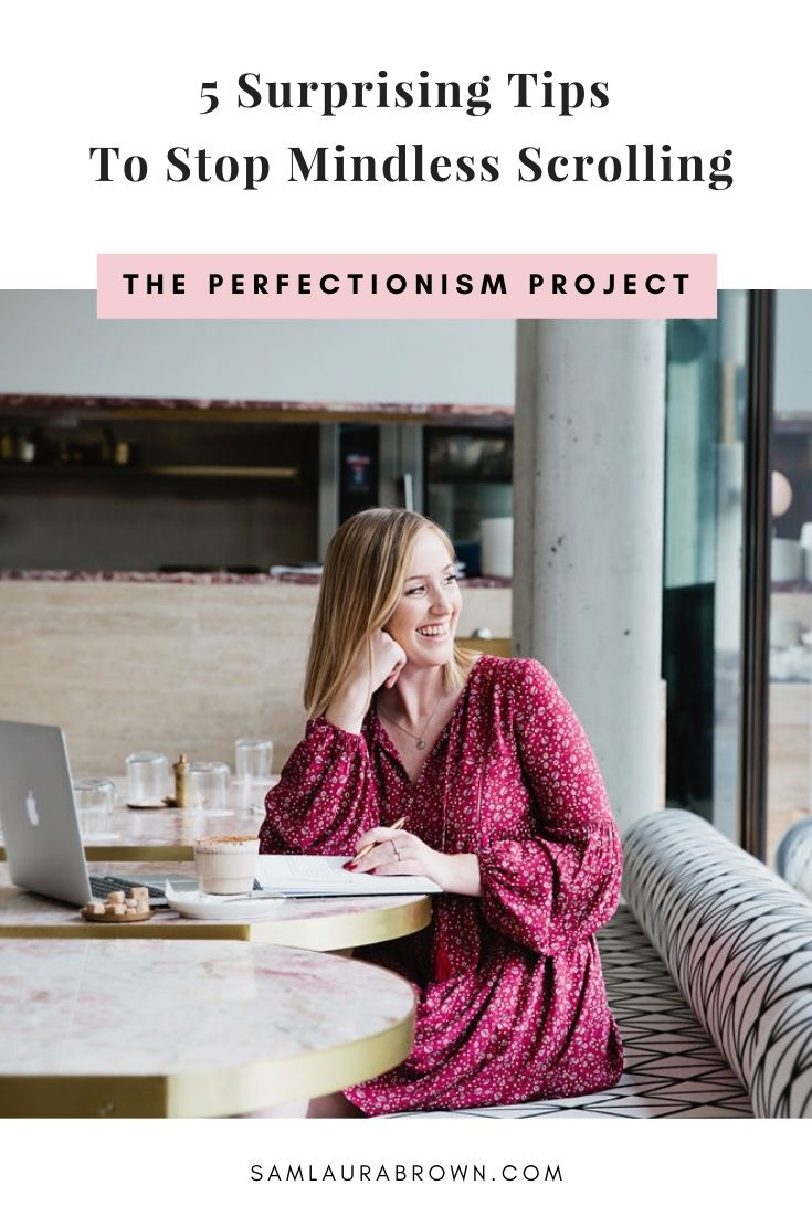 Do you find yourself scrolling mindlessly through social media when you'd promised yourself you were going to be productive? This episode is filled with helpful advice you probably haven't heard before.